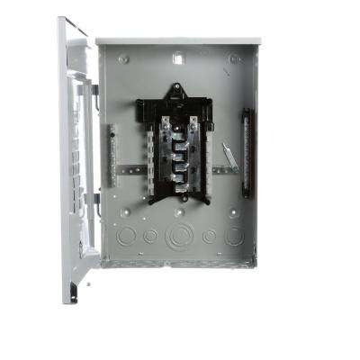 125 Amp 12-Space 24-Circuit Outdoor Main Lug Load Center