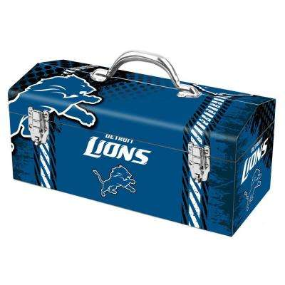 7.2 in. Detroit Lions NFL Tool Box