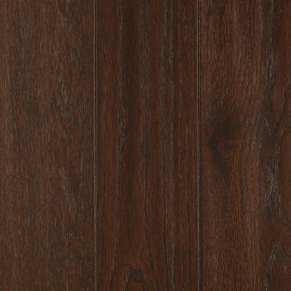 Mohawk Yorkville Barnstable Oak 3/4 in. Thick x 5 in. Wide x Random Length Solid Hardwood Flooring (19 sq. ft. / case)