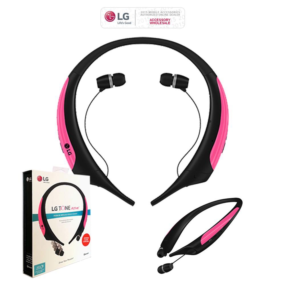 lg tone bluetooth headset manual