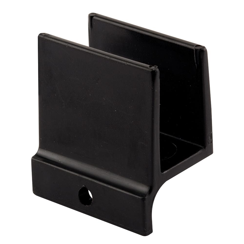 Prime Line Black Shower Door Bottom Guide M 6209 The