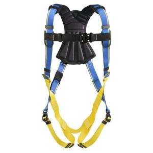 Werner Upgear Blue Armor 2000 Standard (1 D-Ring) XL Harness by Werner