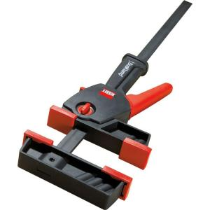 Bessey 12 inch Capacity DuoKlamp 1-Handed Clamp and Spreader with 3-1/4 inch Throat Depth by BESSEY
