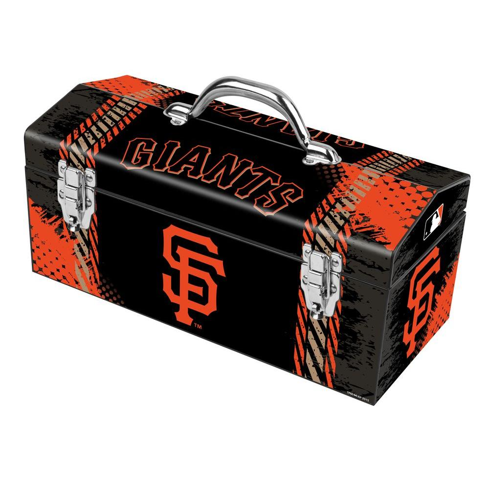 16 in. San Francisco Giants MLB Tool Box