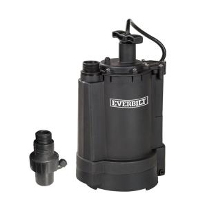 Everbilt 1/3 HP Automatic Utility Pump by Everbilt