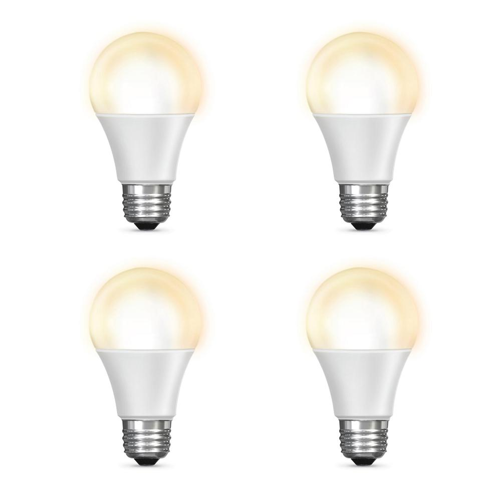 Feit Electric 60-Watt Equivalent Soft White (2700K) A19 ...