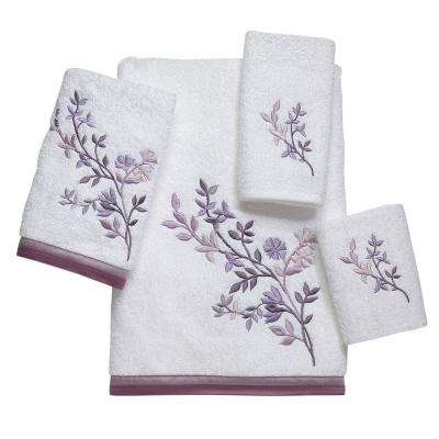 Premier Whisper 3-Piece Bath Towel Set in White