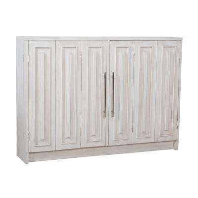 Parsons Manor White Wash Buffet with 2 Doors