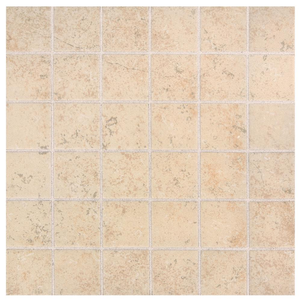 Daltile Briton Bone 12 In X 6 35 Mm Ceramic Mosaic Tile