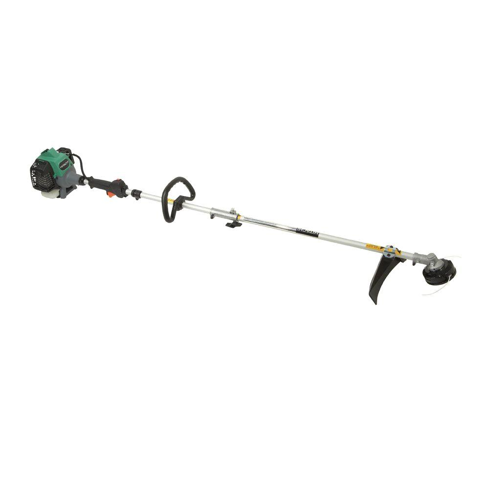 Hitachi 21 cc Split-boom Trimmer with Tap and Go Head S-Start