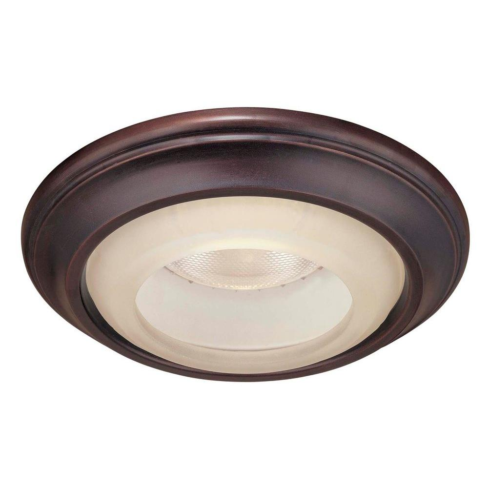 Minka Lavery 1730 Series 6 in. Lathan Bronze Recessed Can Trim