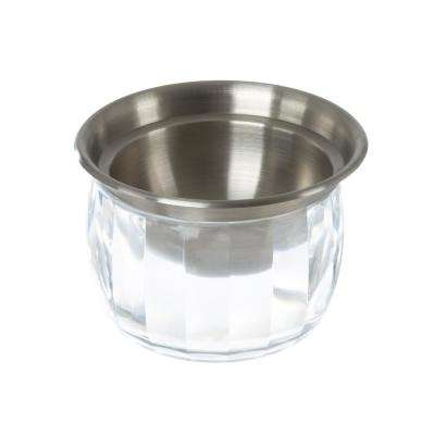 Cold Dip Serving Bowl with Ice Chamber