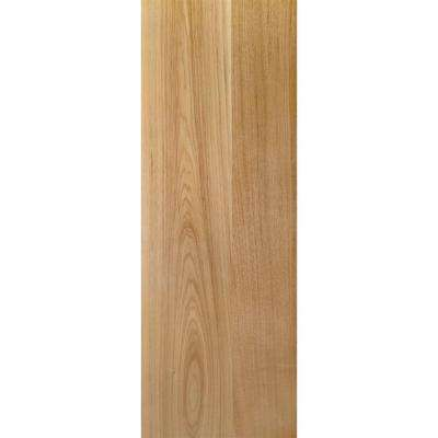 0.25x30x12 in. Matching Wall Cabinet End Panel in Natural Hickory (2-Pack)