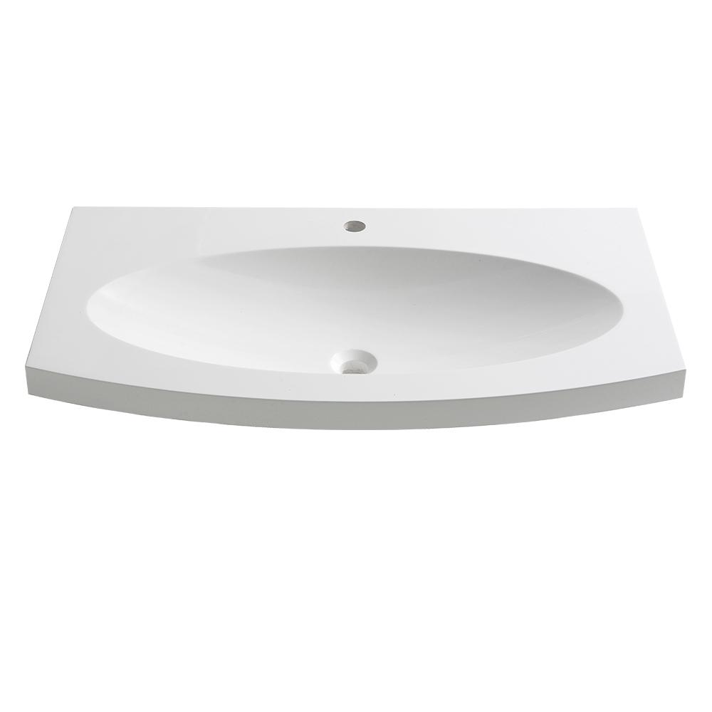 American Standard Aqualyn Self Rimming Drop In Bathroom