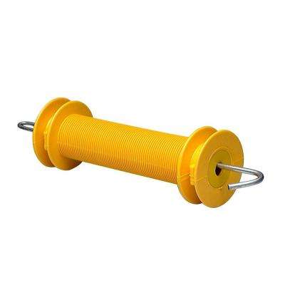 Yellow Rubber Gate Handle
