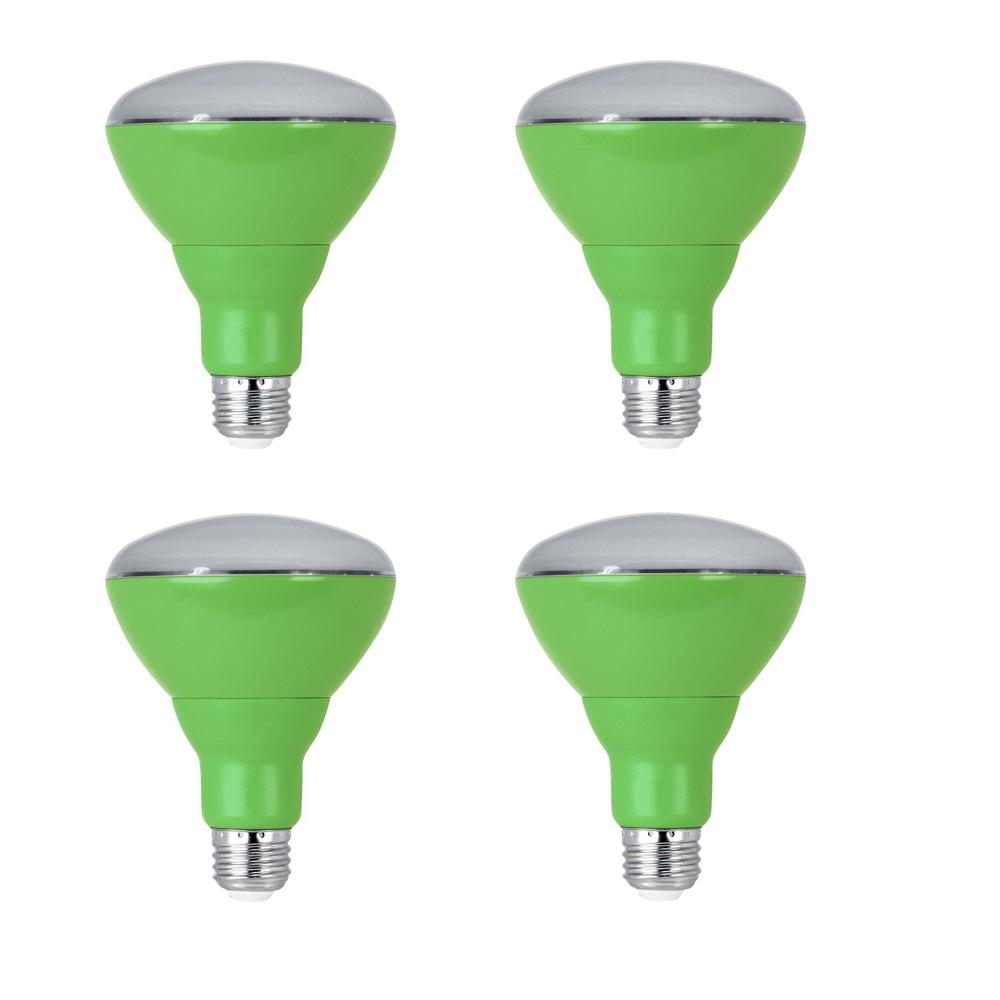 Indoor Grow Lights Home Depot: Feit Electric 65W Equivalent BR30 Full Spectrum LED Plant
