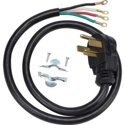 Dryer Cord - Dryer Parts - Laundry Parts - The Home Depot on outlet wiring, dryer wiring code, electrical wiring, dryer socket wiring, clothes dryer wiring, amana dryer wiring, 2 pole circuit breaker wiring, dryer receptacle adapter, dryer receptacle configuration, dryer switch wiring, dryer wire burned, dryer motor wiring, dryer plugs and receptacles, dryer terminal wiring, dryer cord wiring, dryer thermostat wiring, 4 wire 240 volt wiring, 3 wire 220 volt wiring, 220 volt switch wiring, dryer diagram,