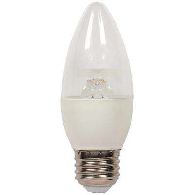 60W Equivalent Warm White B13 Dimmable LED Light Bulb