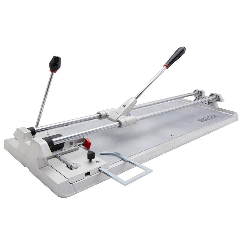 BELLOTA PRO 28 in. Tile Cutter with Storage Case