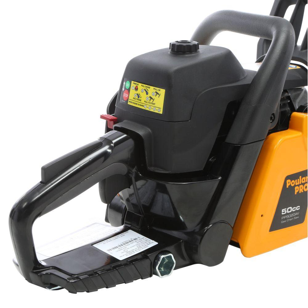 """966055201 20/"""" 50cc PRO Chainsaw Chain POULAN Model"""