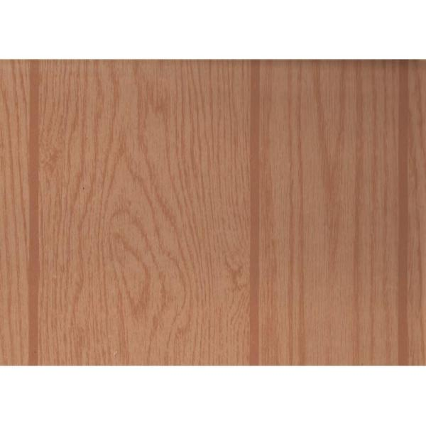 Unbranded 1 8 In X 48 In X 96 In Spartan Oak Mdf Wall Panel Hddps048 The Home Depot