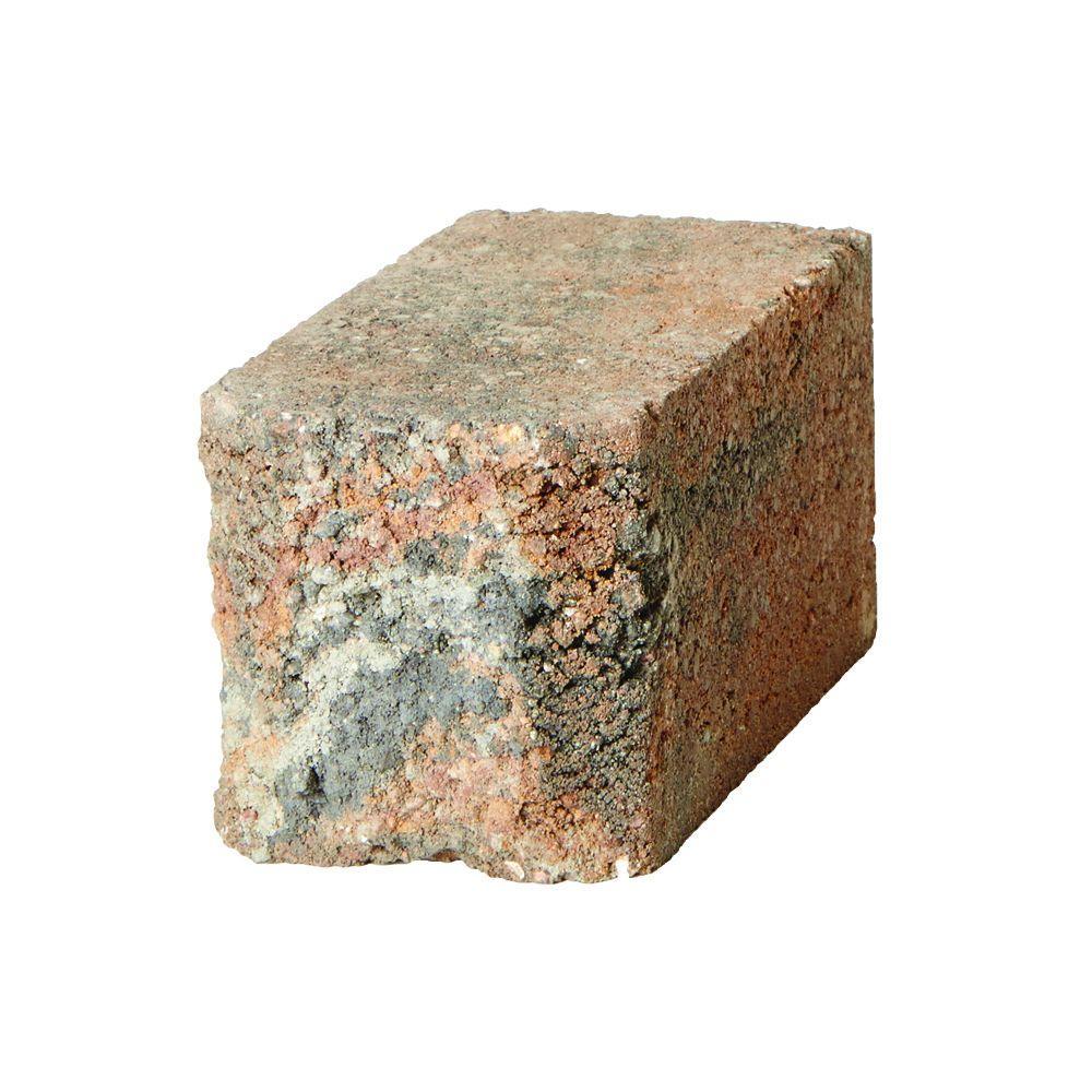 SplitRock Small 3.5 in. x 3.5 in. x 7 in. Winter Blend Concrete Garden Wall Block (288 Pcs. / 24.5 Face ft. / Pallet)
