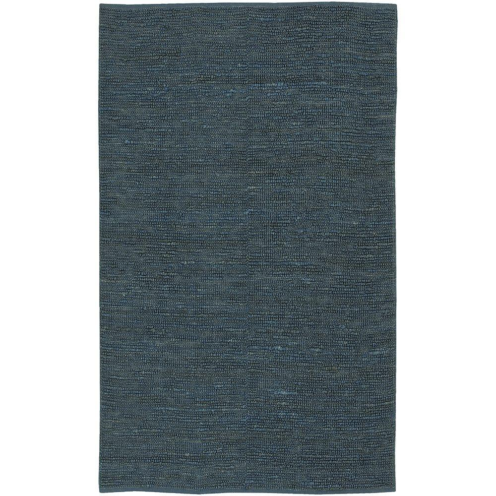 Artistic Weavers Rio Blue 3 ft. 6 in. x 5 ft. 6 in. Area Rug