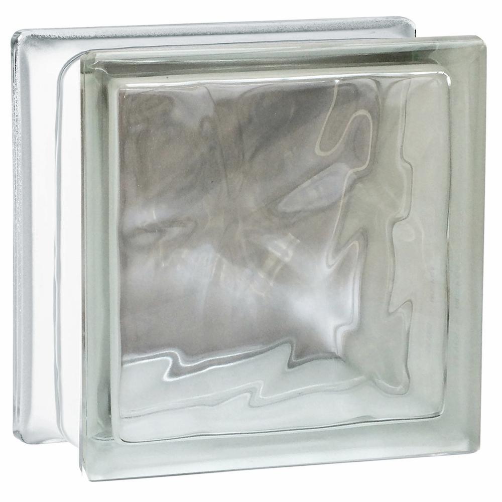 Deco Bloc Glass Block With Hole Uk
