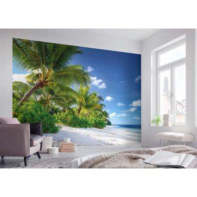 Beach Reunion Wall Mural