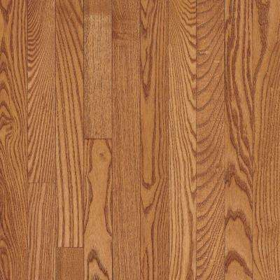American Originals Copper Light Oak 3/4 in. Thick x 5 in. W x Varying Length Solid Hardwood Floor (23.5 sq. ft. / case)