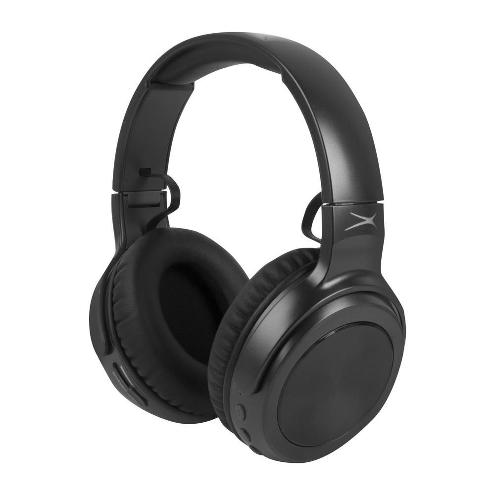 Rumble Bluetooth Headphones in Black