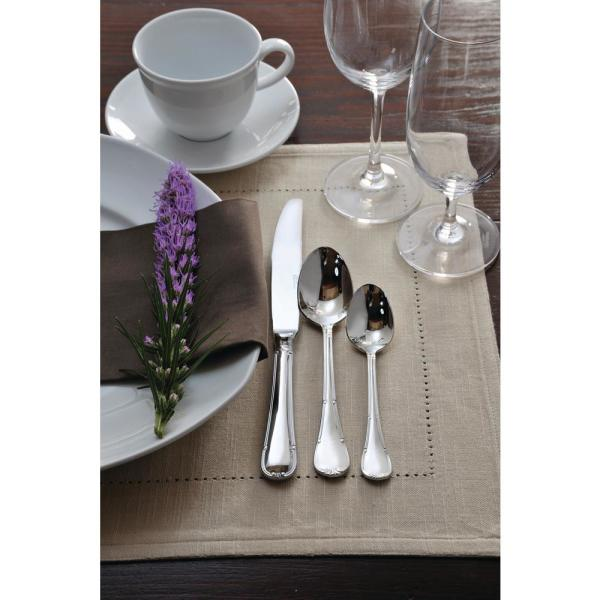 Oneida Donizetti 18 10 Stainless Steel Dessert Knives Set Of 12 T022kdef The Home Depot