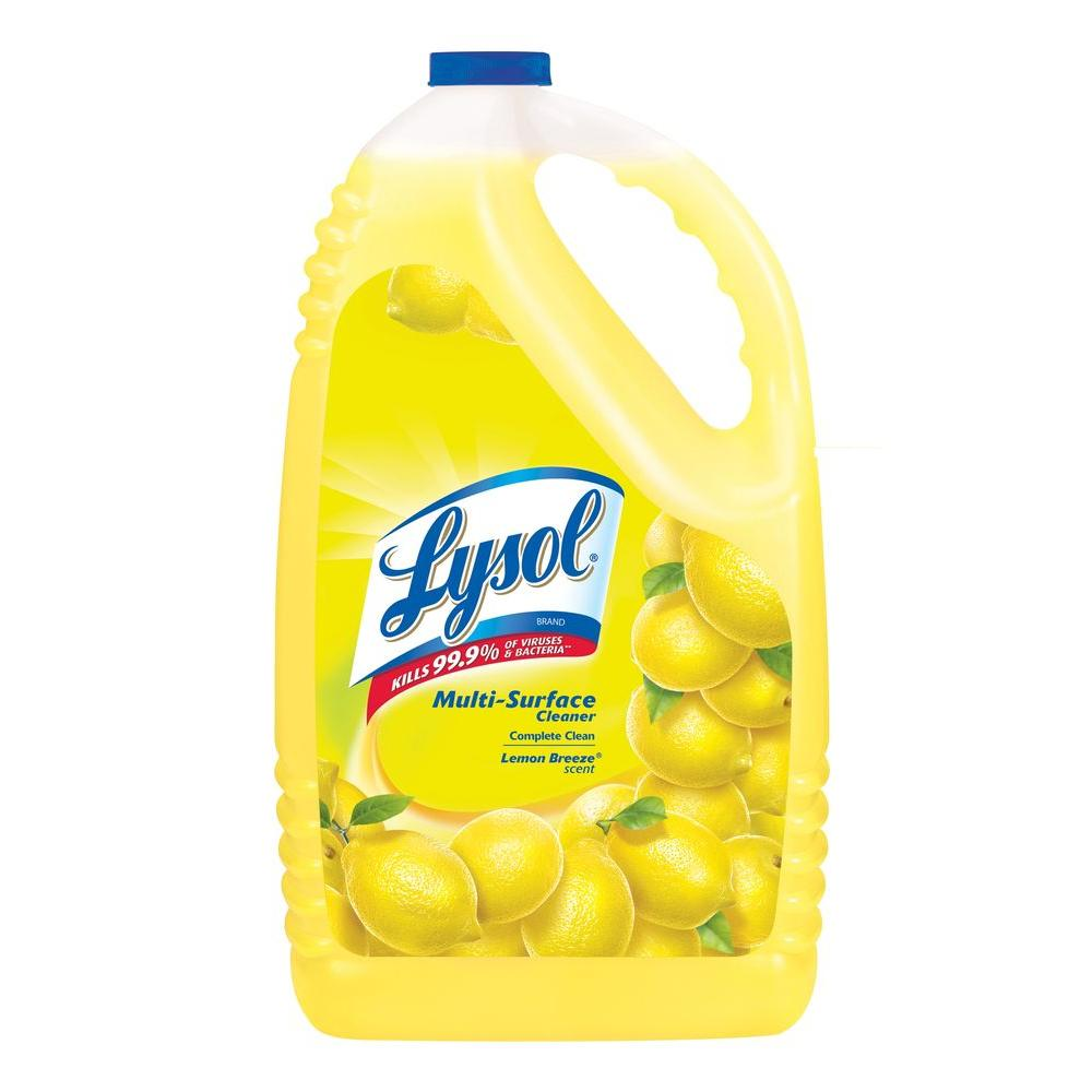 Lysol 144 oz. Lemon Breeze All-Purpose Cleaner