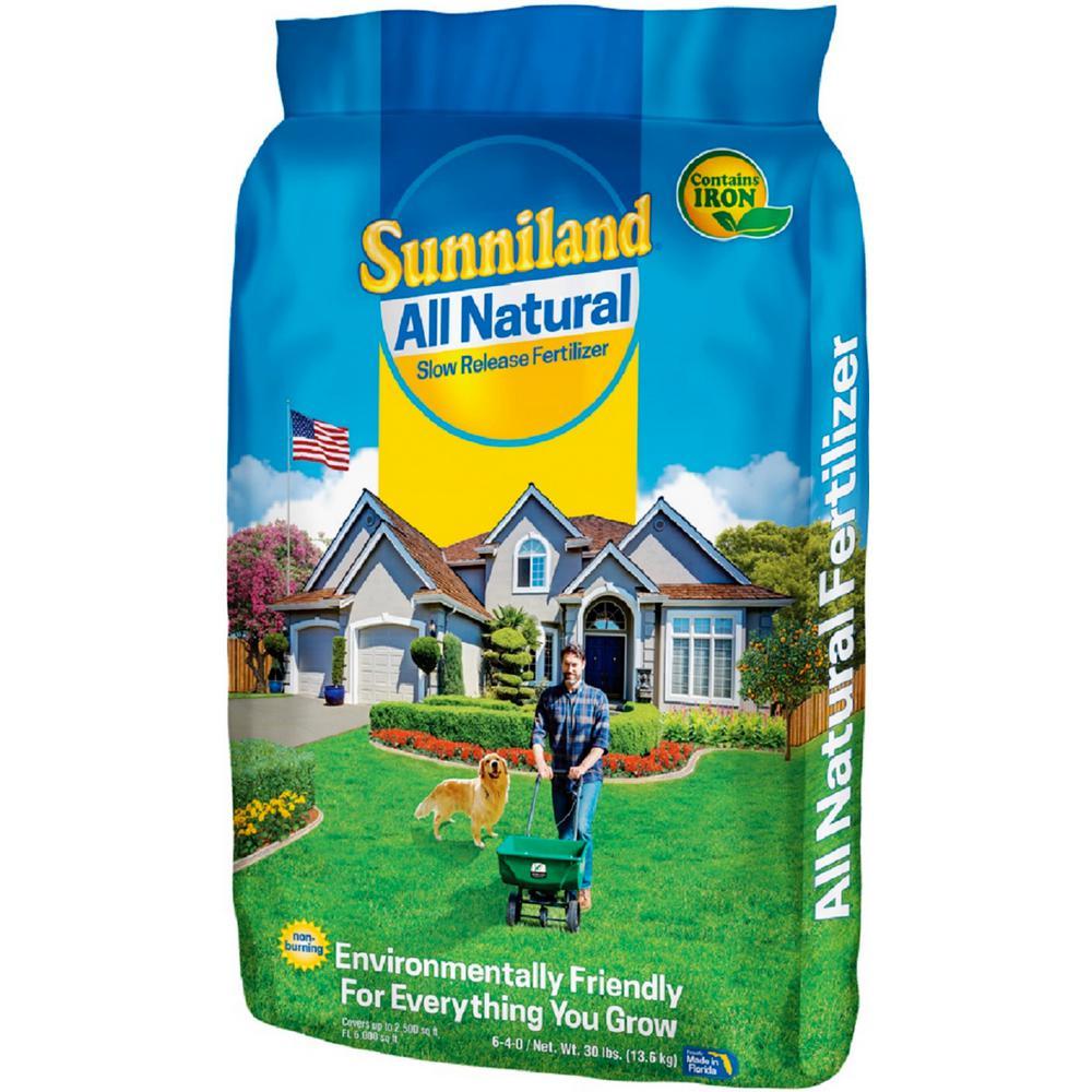 Sunniland All Natural Lawn Fertilizer