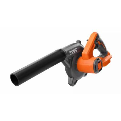 18V Lithium-Ion Cordless Compact Jobsite Blower with Inflator/Deflator Nozzle