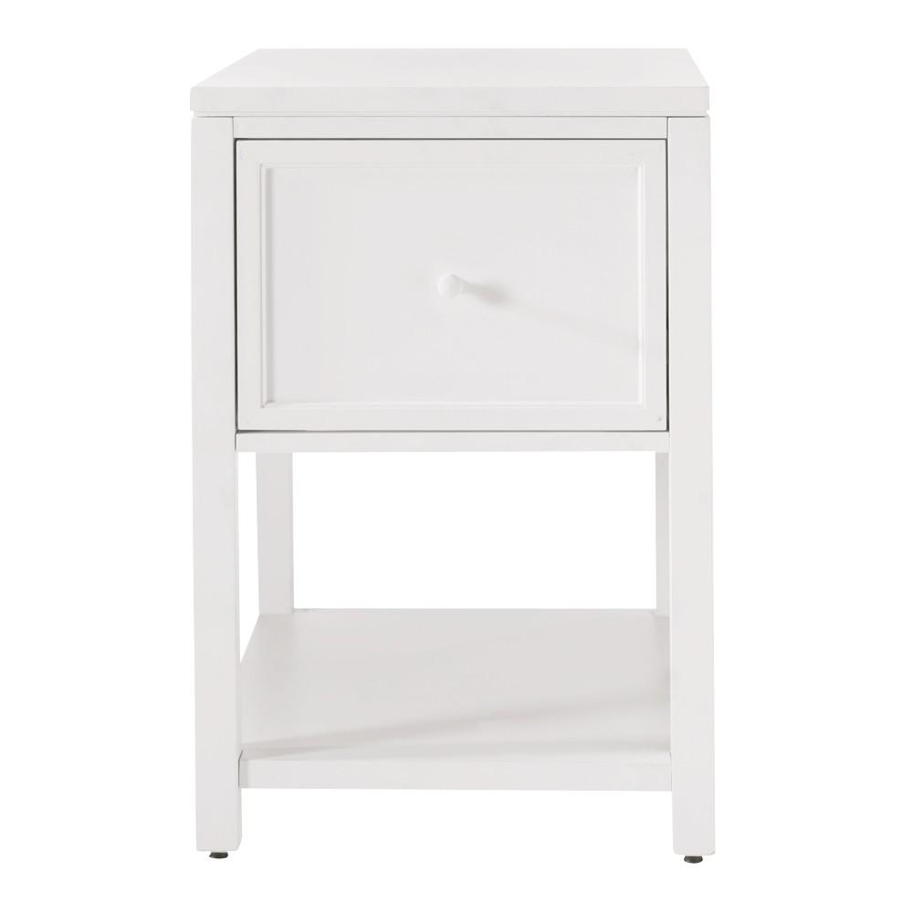 Details About Martha Stewart Living Craft Space 1 Drawer Standard File  Cabinet In Picket Fence