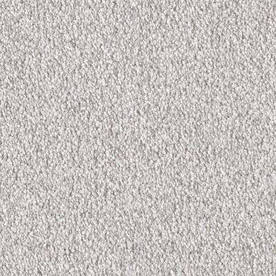Carpet Sample - Tides Edge - Color Night Owl Textured 8 in. x 8 in.
