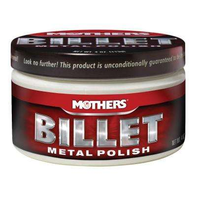4 oz. Billet Metal Polish (Case of 6)