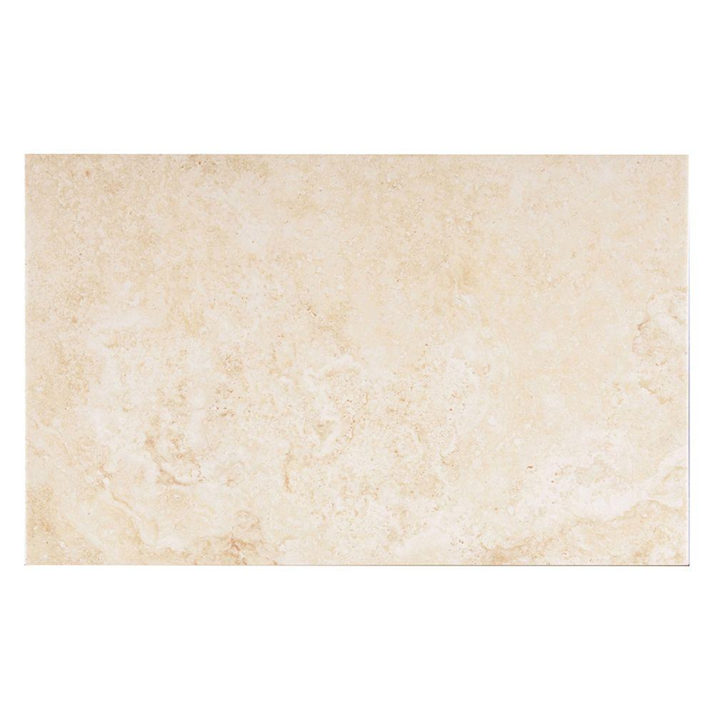 MONO SERRA Tuscany Almond 10 in. x 16 in. Ceramic Wall Tile (17.17 sq. ft. / case)