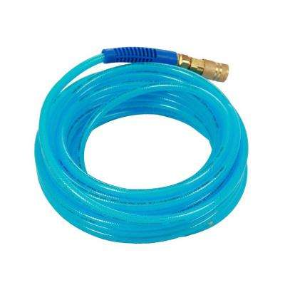 1/4 in. x 25 ft. Polyurethane Air Hose with Couplers