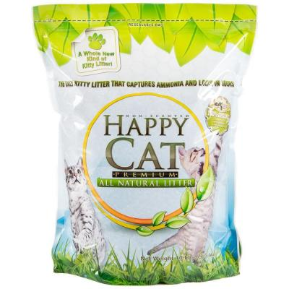 10 lb. Zeolite All-Natural Kitty Litter