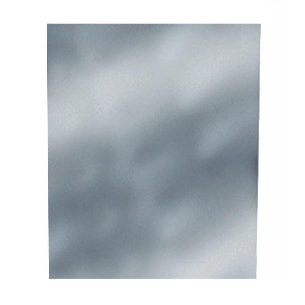"""11ga Galvanized Sheet Metal Plate 6/"""" x 12/"""" Set of 4"""