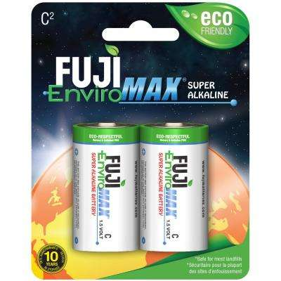 Super Alkaline C Battery (2-Pack)