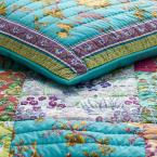 The Company Store Barlow Floral Cotton Full/Queen Quilt