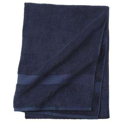 Newport 1-Piece Bath Sheet in Navy