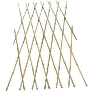 Bond Manufacturing 4 ft. x 6 ft. Bamboo Fence by Bond Manufacturing