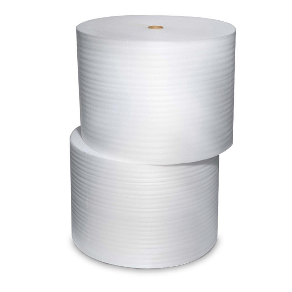 1/8 in. x 12 in. x 550 ft. Perforated 4-Roll Bundle