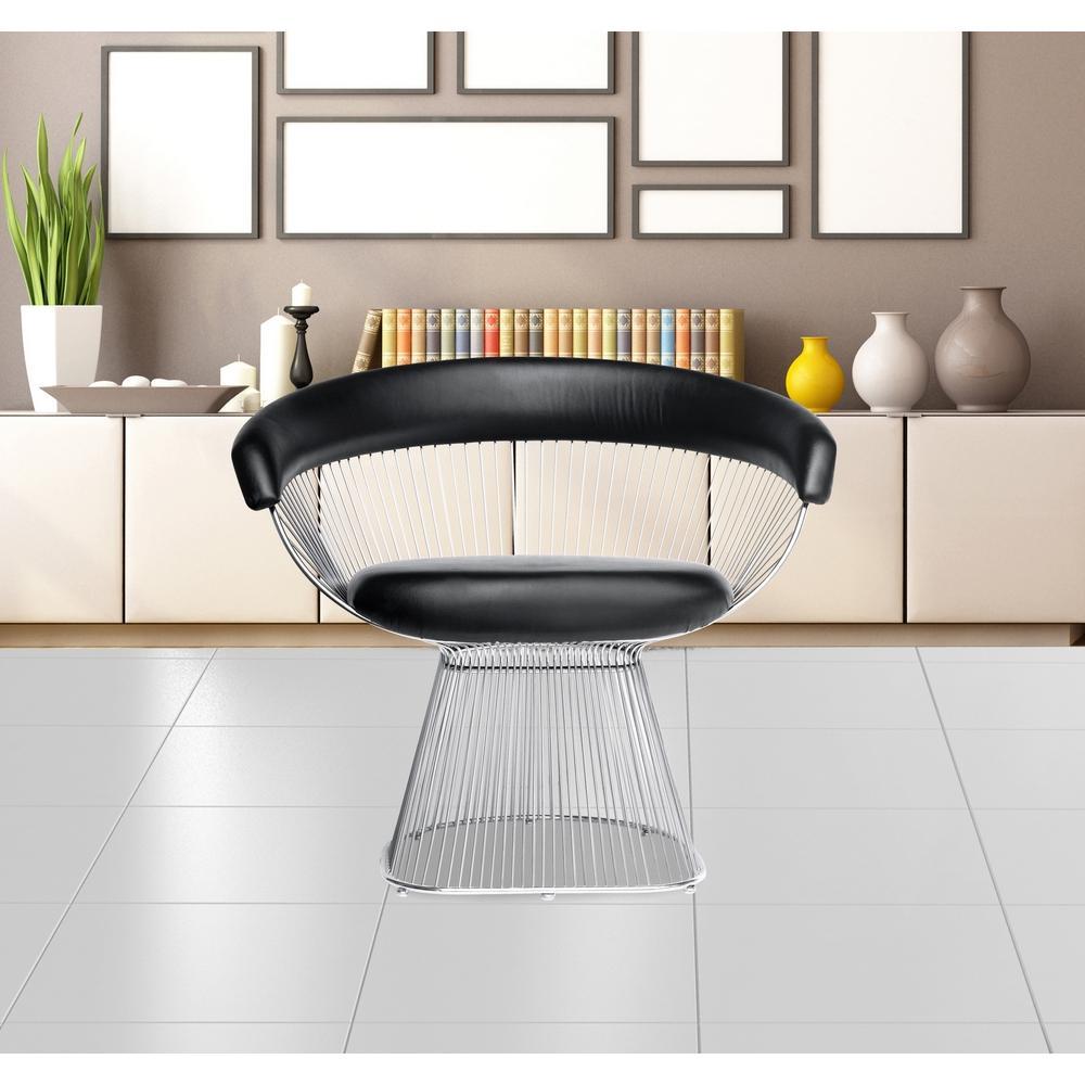 Black Libo Dining Chair
