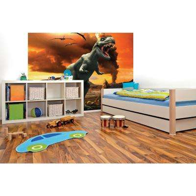 118 in. x 98 in. T-Rex Wall Mural