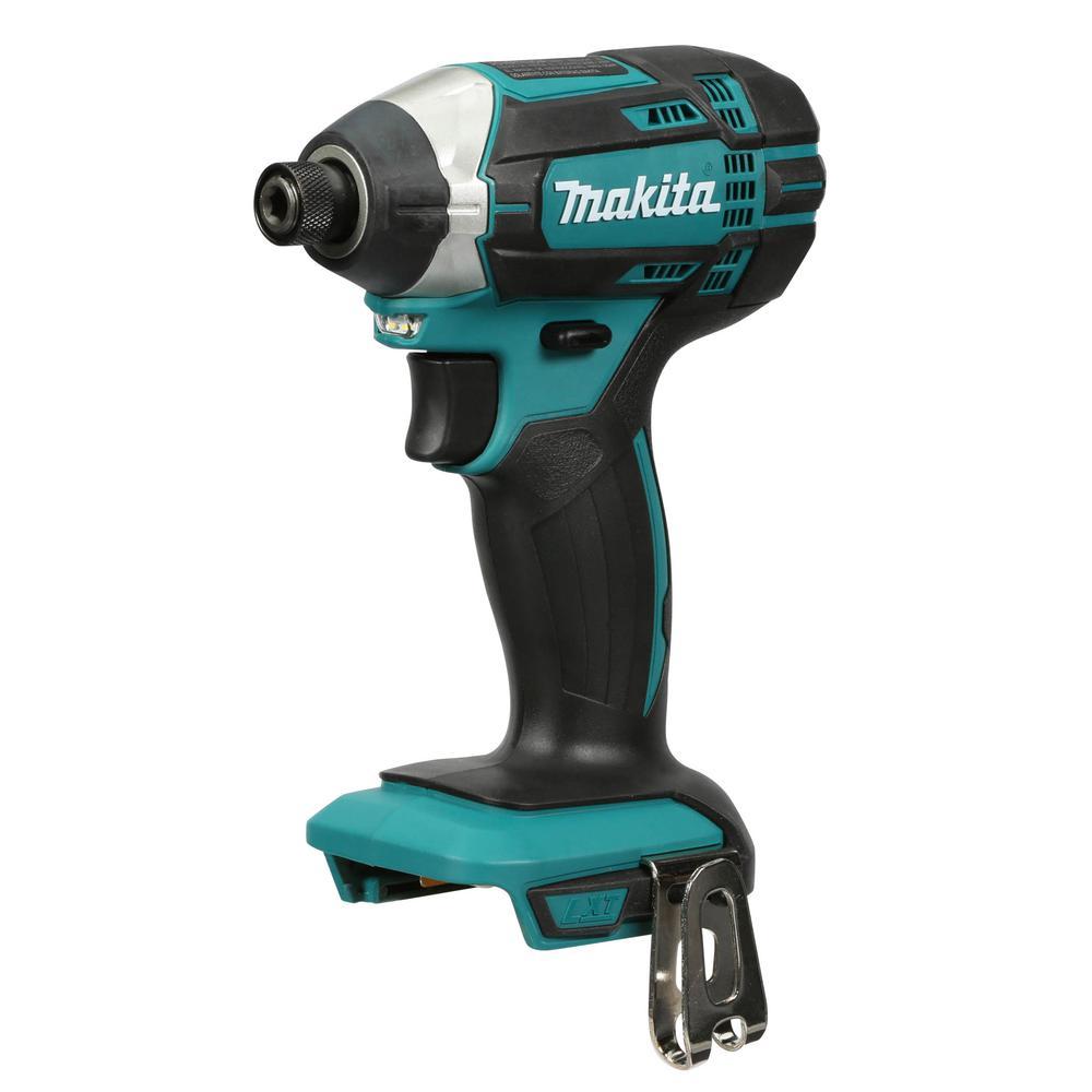 """Driver Drill 18 Volt LXT Repl XDT04 Makita 18V XDT11 Cordless 1//4/"""" Impact"""